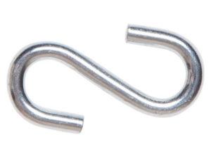 S образные крючки